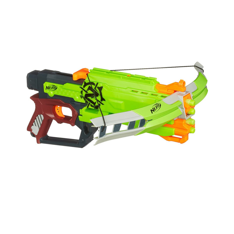 NERF ELITE Zombie Strike Crossfire Bow