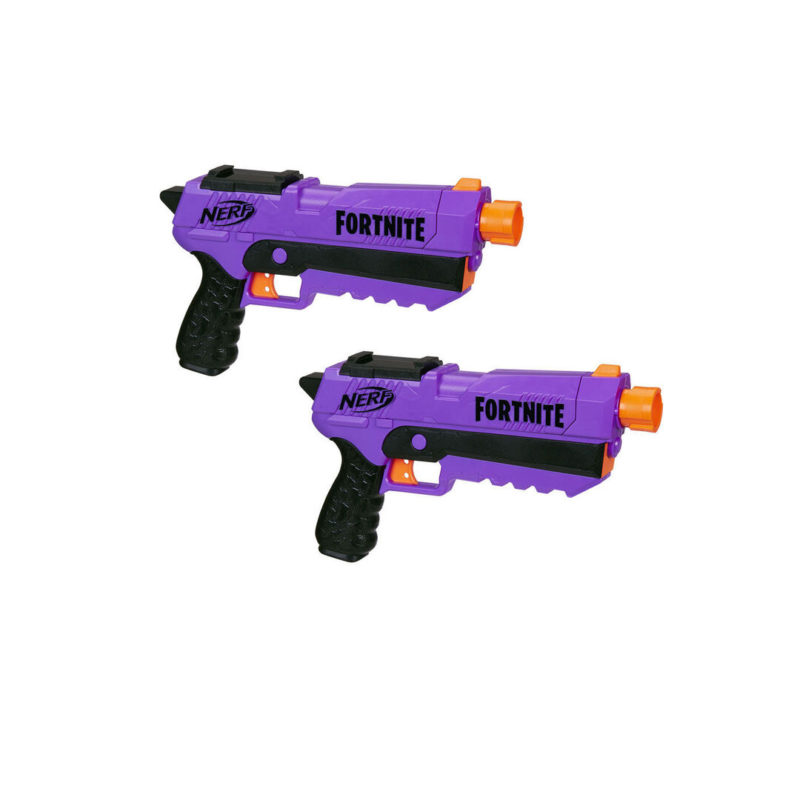 NERF FORTNITE ELITE Duo Pistols (Set of 2)